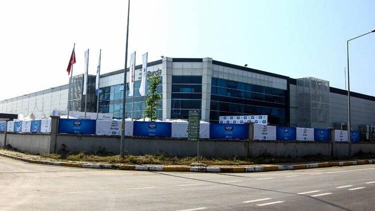 Wee Baby yeni fabrikasını hizmete açtı