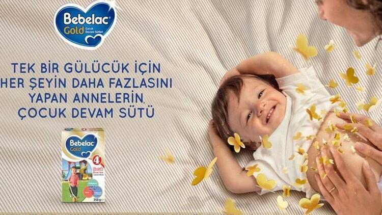Bebelac Gold Çocuk Devam Sütü'nden yeni reklam