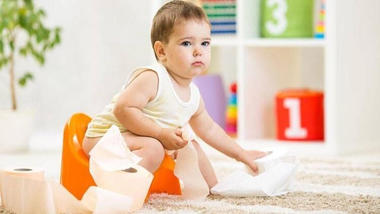 Hatalı tuvalet eğitimi çocuğu depresyona sokuyor