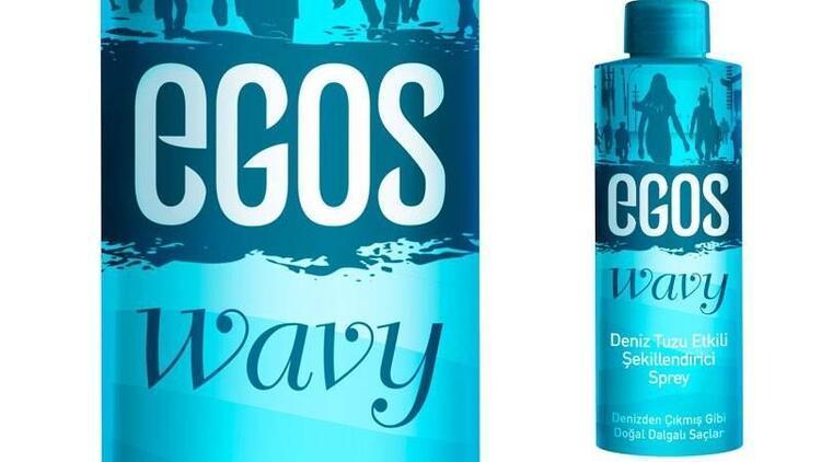 Egos Wavy ile denizin etkisi tüm yaz sizinle olacak