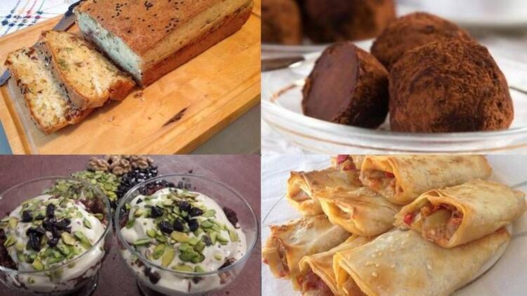 Artan yemeklerle yapılacak leziz ve hızlı tarifler