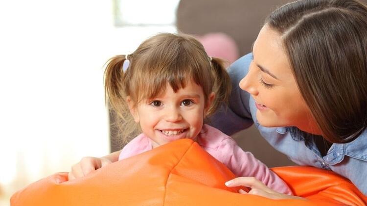 Çocuklarınıza sevginizi göstermenin 50 farklı yolu