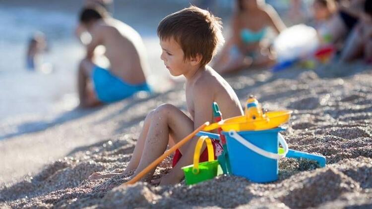 Çocuğunuz denizden korkuyor mu?