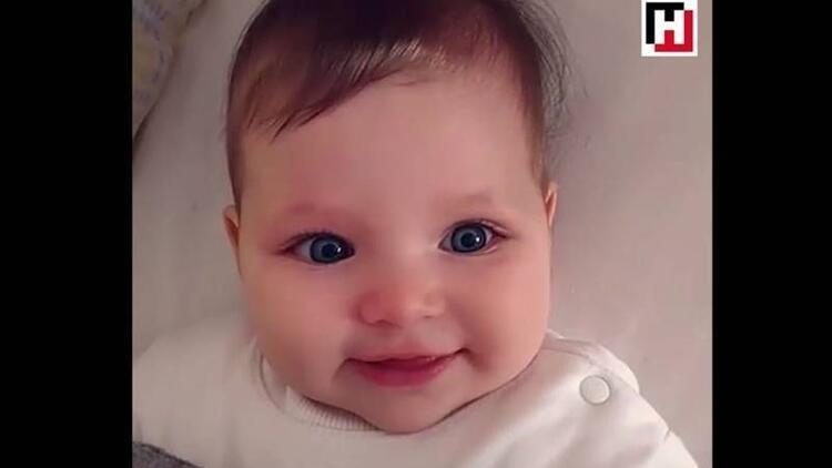 Tatlılık abidesi bebek!
