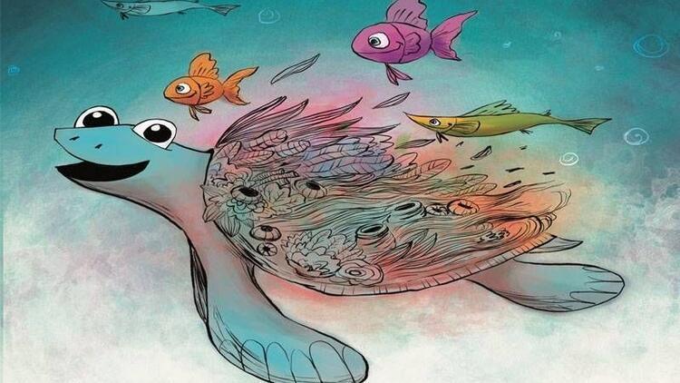 Küçük kaplumbağanın dokunaklı gerçek hikayesi