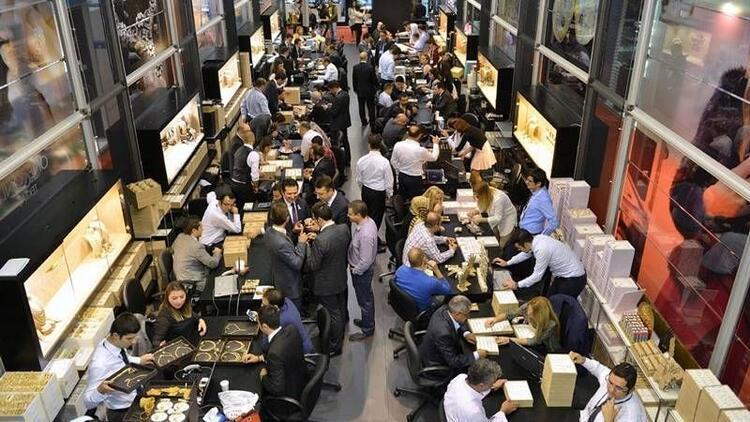 Dünya mücevher sektörü 45. kez İstanbul'da buluşuyor!