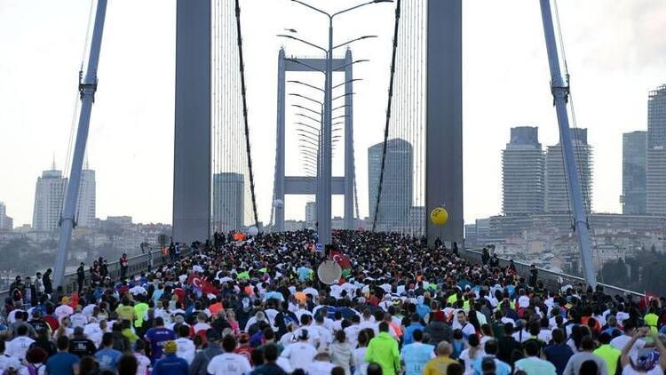 Vodafone İstanbul Maratonu 39'uncu kez koşulacak