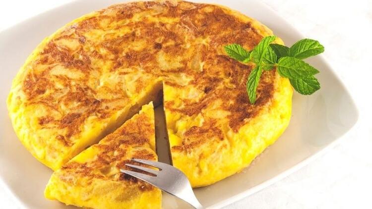 Bebeğiniz bayılacak: Balkabaklı omlet