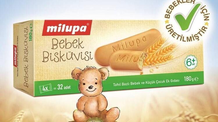Milupa'dan bebekleriniz için yepyeni bir ara öğün