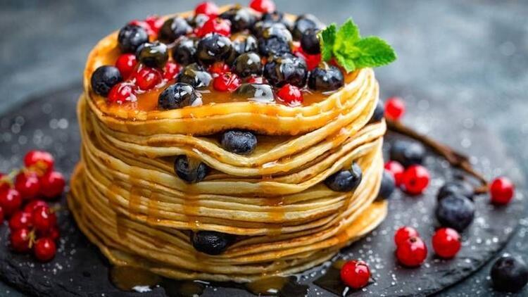 İstanbul'un en iyi 6 pancake mekanı