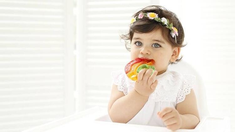 Wee Baby bebeğinizin diş çıkarma döneminde sizinle