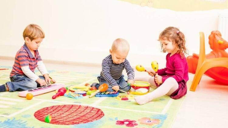 Çocuk gelişiminde oyun faktörü