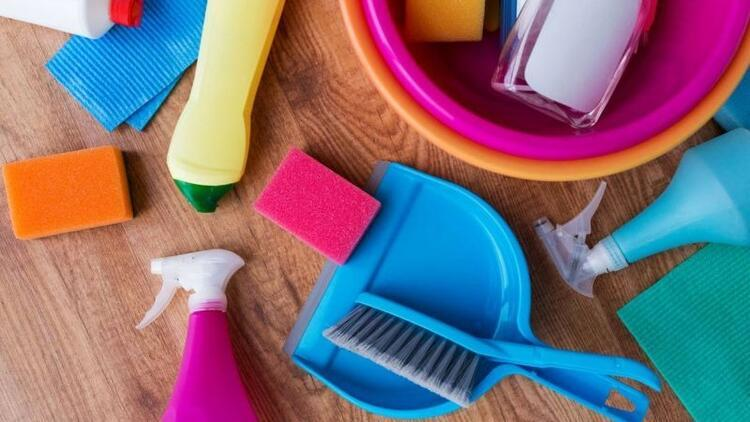 Doğru seçilmeyen temizlik malzemeleri tehlike saçıyor