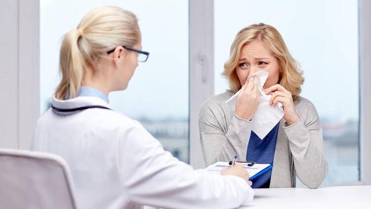 Sinüzit nedir? Sinüzit belirtileri, sinüzit tedavisi