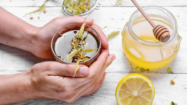 Ballı limonlu ıhlamur çayı tarifi