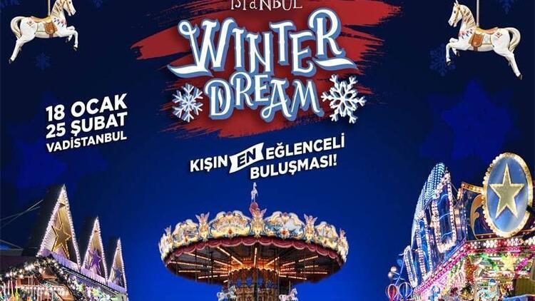 Türkiye'nin ilk ve tek kışlık lunaparkı