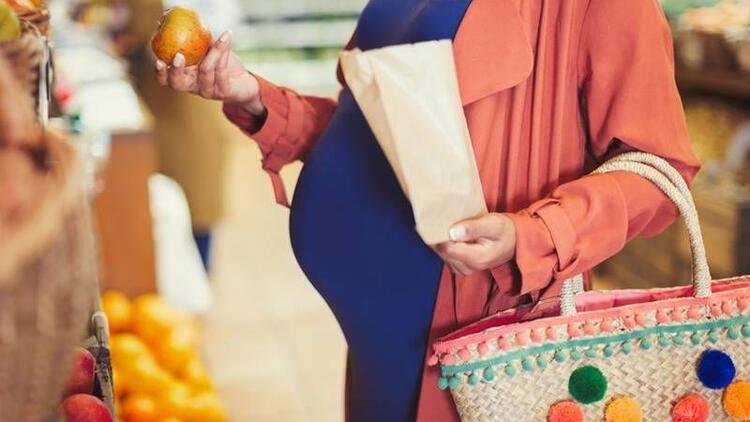 Sağlıklı hamilelik için alışveriş listesi