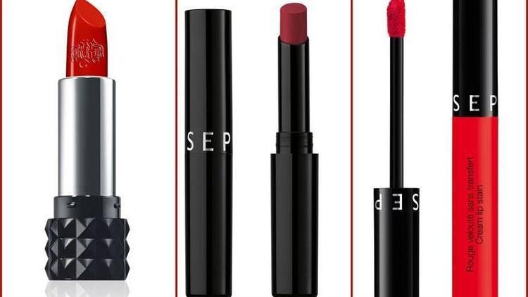 Sephora'da aşkın rengi kırmızı