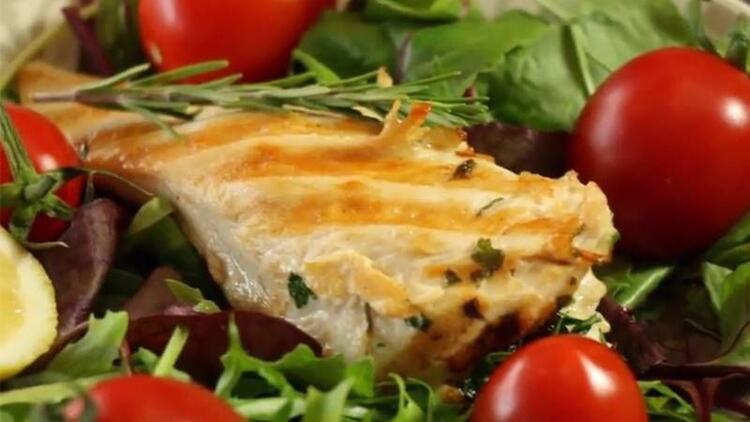 Diyetisyen Andaç Yeşilyurt'tan tavuk dolma tarifi