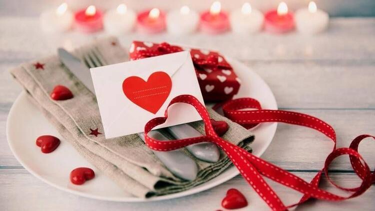 14 Şubat'ı evde geçirenlere Sevgililer Günü menüsü