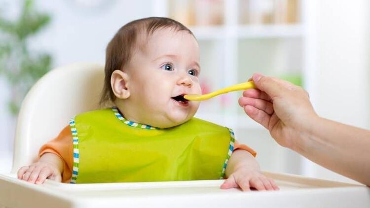 Bebeğiniz  için en iyi 7 besin