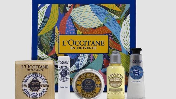 L'Occitane Beauty Box gelirini UNICEF'e bağışlıyor