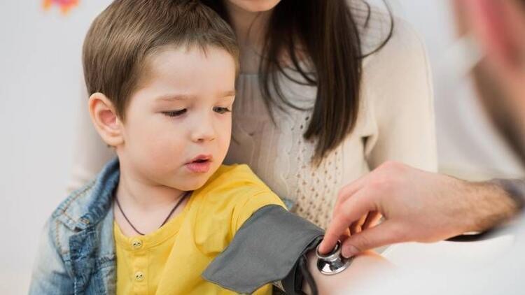 3 yaşından sonra mutlaka tansiyonunu ölçtürün