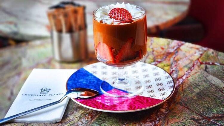 Afrodit: Çikolatayı aşka dönüştüren lezzet