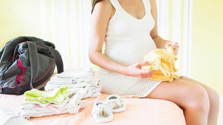 Doğum çantasında ne olmalı? İşte kontrol listesi...