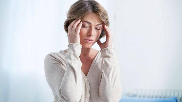 Gerilim tipi baş ağrısı öğleden sonra görülüyor