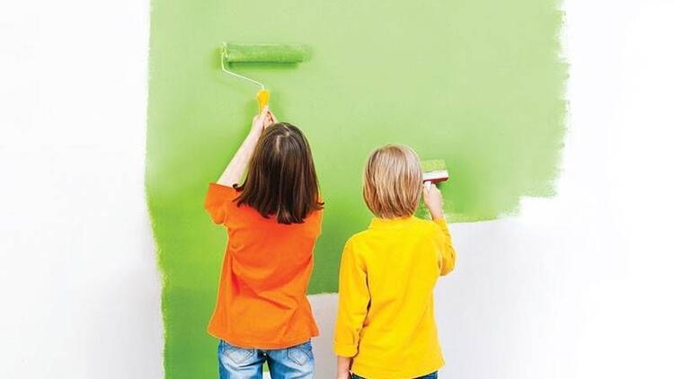 Palladium Boyama Evi seninle daha renkli!