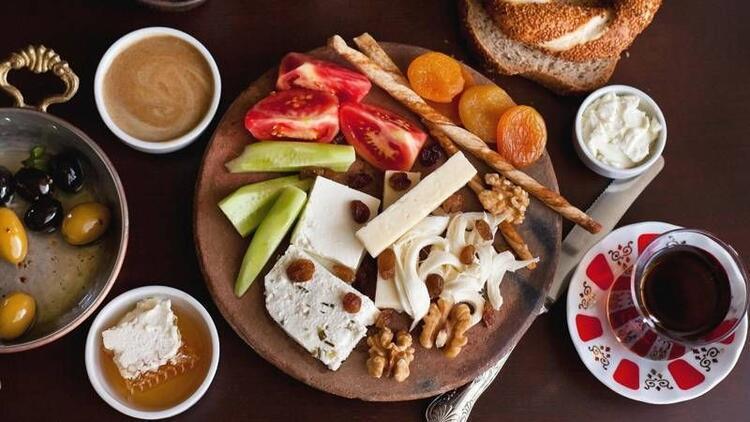Bayramda güne hafif kahvaltıyla başlayın