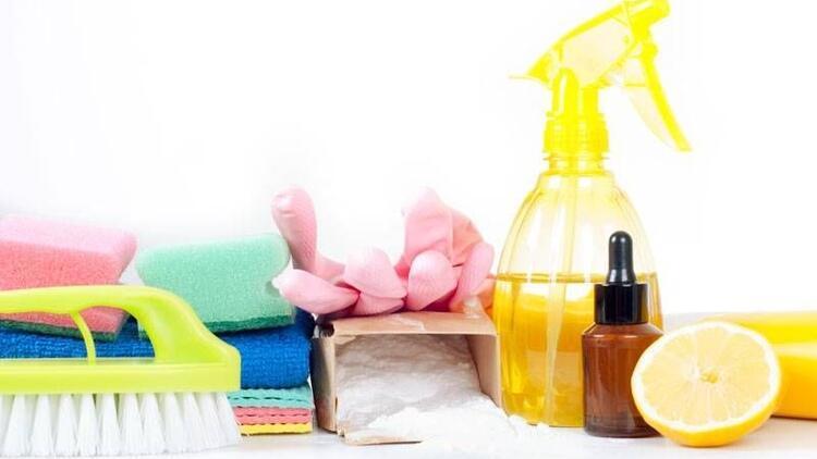 Ev yapımı deterjan ile gerçek temizlik mümkün