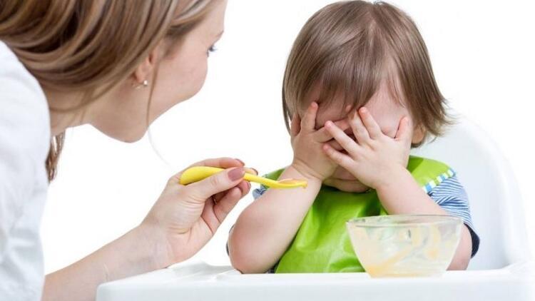 İştahsızlık, elde kaşık çocuk peşinde gezme kader mi?