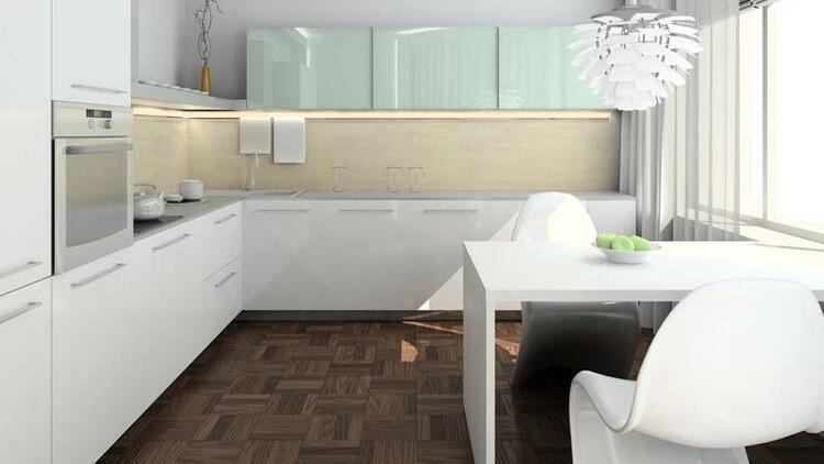 Masraf yapmadan banyo ve mutfak nasıl yenilenir?