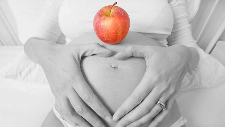 Yedikleriniz bebeğinizin bağışıklığını etkiliyor mu?