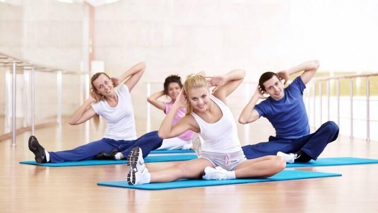 Egzersiz yaparken vücudunuza iyi bakın!