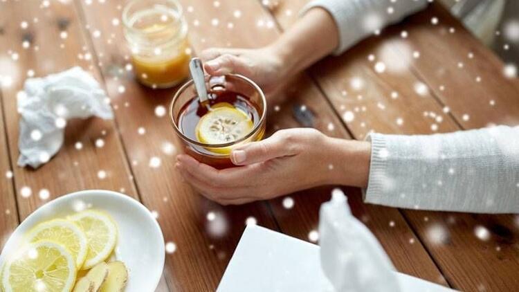 Kış hastalıklarından korunmanın etkili yolları