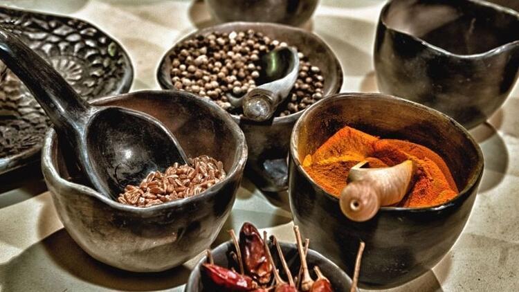Sofraların baş tacı baharatlar ve faydaları