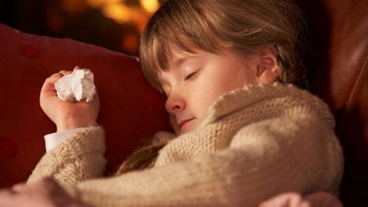Kışın çocuklar hastalanmasın diye neler yapılmalı?