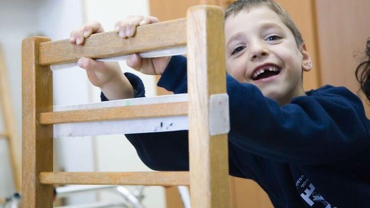 Oyun, Cerebral Palsy'li çocukların iletişim kurmasına yardımcı oluyor
