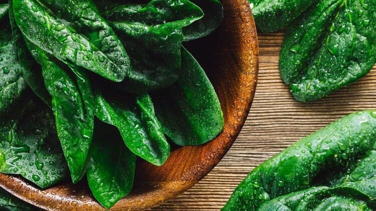 Yeşil mucize ıspanağın faydalarını biliyor musunuz?