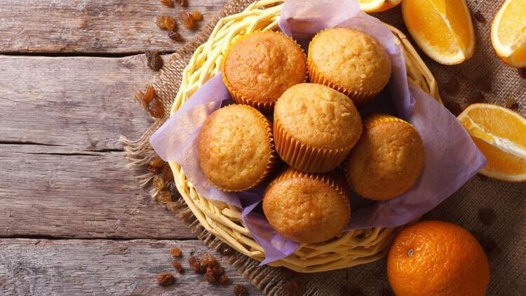 Bebeğiniz afiyetle yiyecek: Portakallı kek