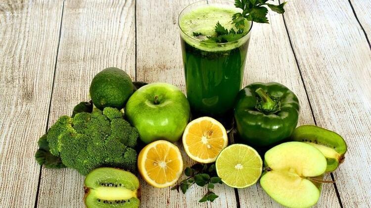 Sağlıklı beslenme ve detoks önerileri