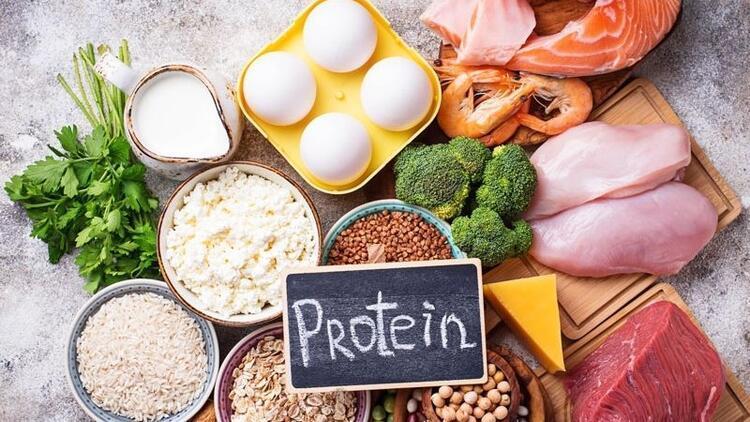 Protein ne işe yarar? Protein içeren besinler