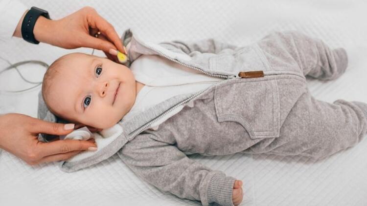 Çocuğunuz doğuştan işitme engelli olabilir!