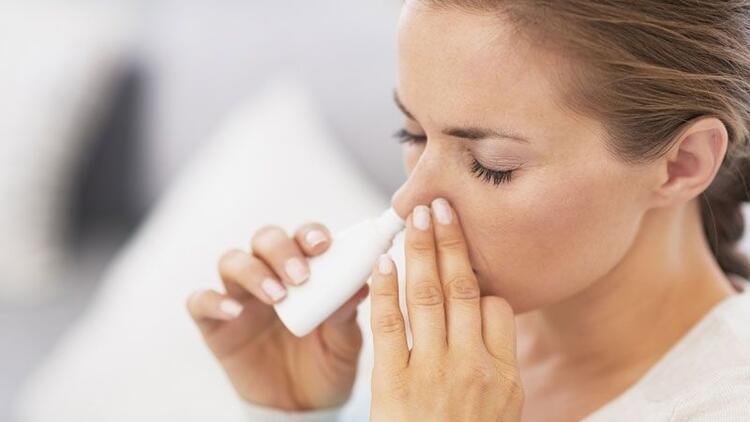 Alerjik astım hastaları eve gelince duş almalı