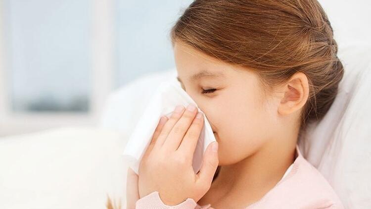 Çocuklarda soğuk algınlığına dikkat!
