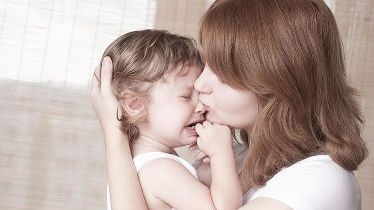Ağlayan çocuğa söylenmesi gereken 5 cümle