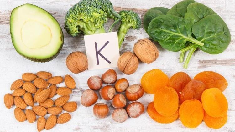 K vitamini hangi besinlerde bulunur? Eksikliği nelere yol açar?